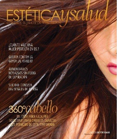 Portada «Estetica y Salud»